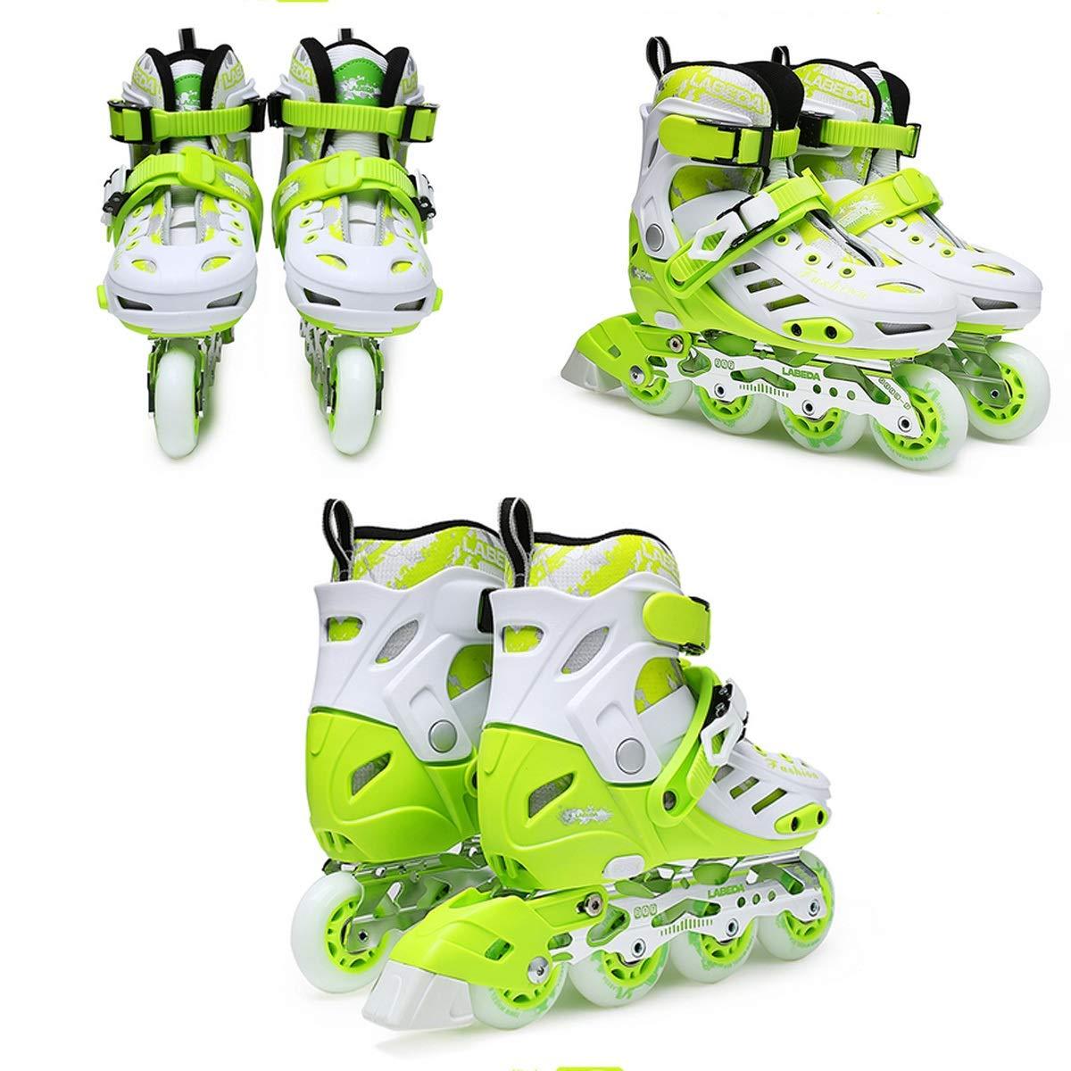 ローラーブレード、ローラースケート、インラインスケート、調節可能なボタン、子供/大人、クラシック4色、調節可能なインラインスケート、ハイトップシルエット、保護パッド一式のローラースケート、ヘルメット、靴収納バッグ、初学者スケート、簡単着ること、楽しいスケート、屋内/屋外のローラースケート、誕生日、休日、特別なイベントやマイルストーンのためのすべての若い人たちへのプレゼント