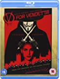 V For Vendetta [Blu-ray] [2006] [Region Free]