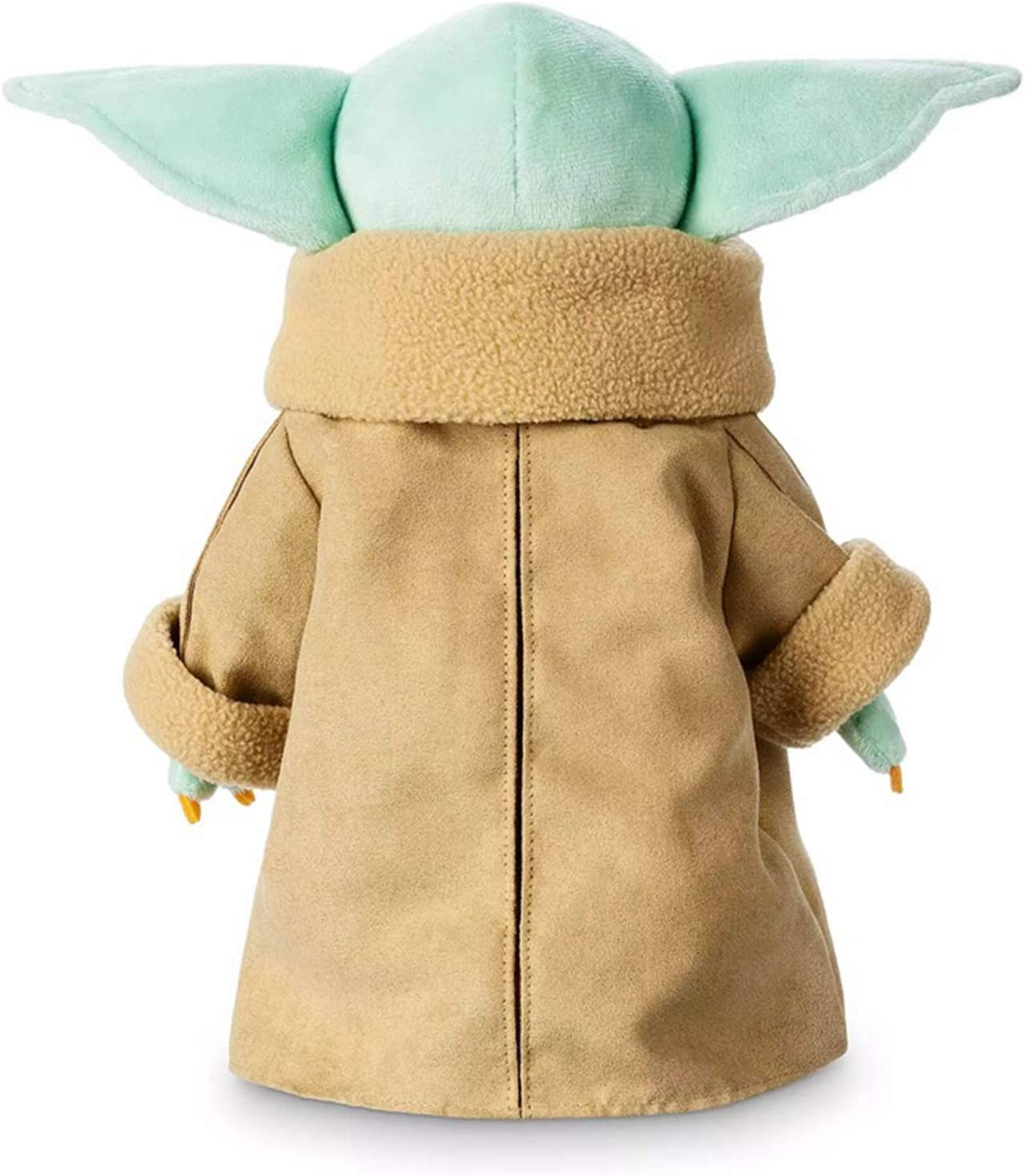 Baby Yoda Plush Toys,Baby Plush Figures Baby Stuffed Animal 11 Inch Baby Yoda Stuffed Animal Baby Yoda Doll from Mandalorian Plush Baby Yoda The Child Yoda Plush
