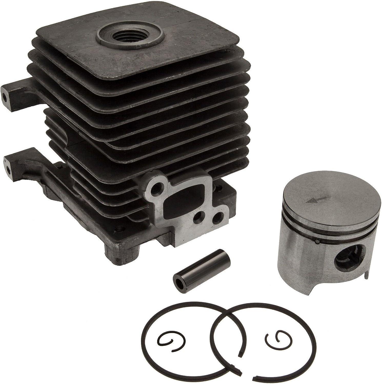 34mm Cylinder Piston Air filter Kit For STIHL FS55 FS45 BR45 KM55 HL45 HS45 HS55