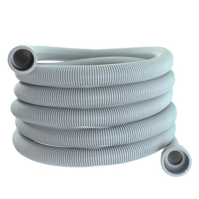 Spares2go Extra larga tubo de agua manguera de desagüe para ...