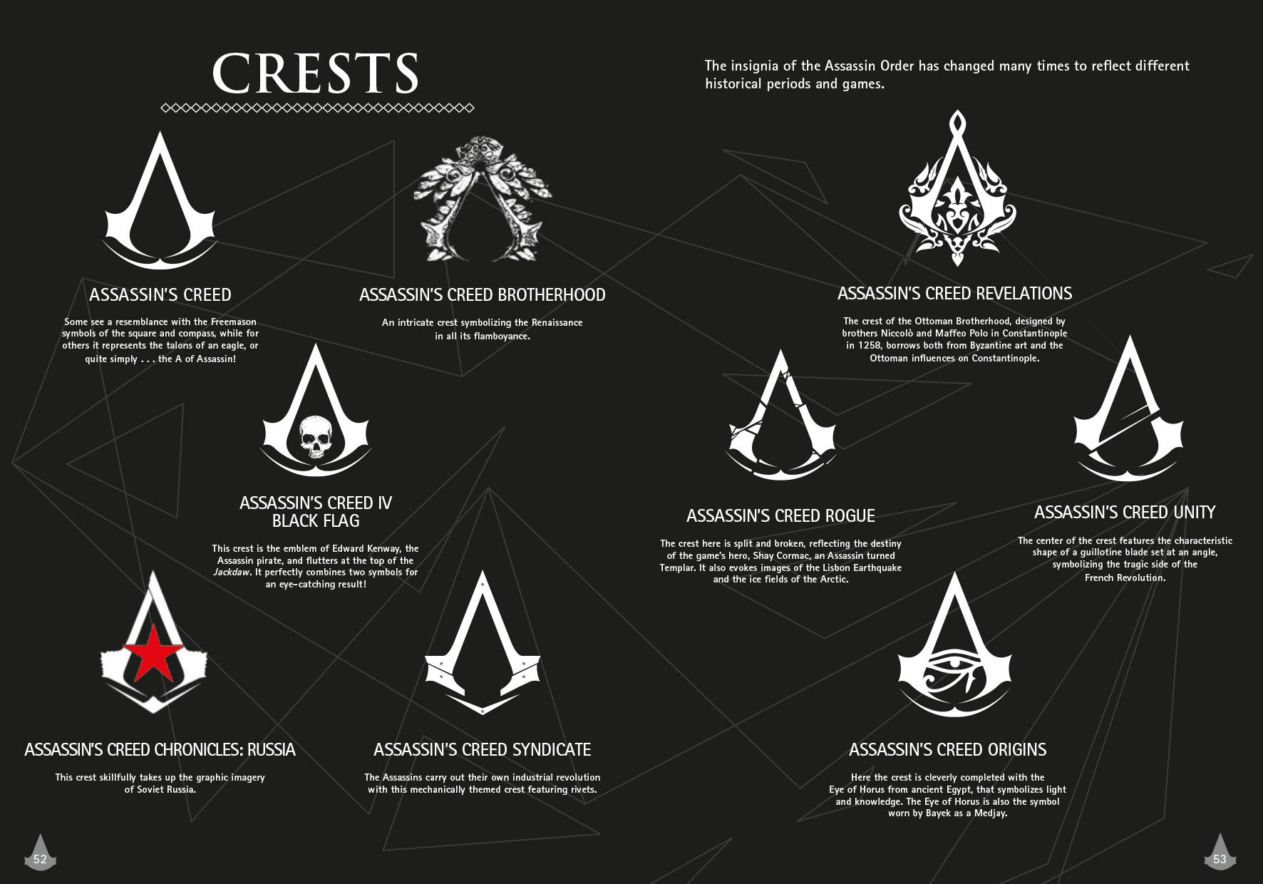 Assassin S Creed Infographics Explore The Amazing History Of The