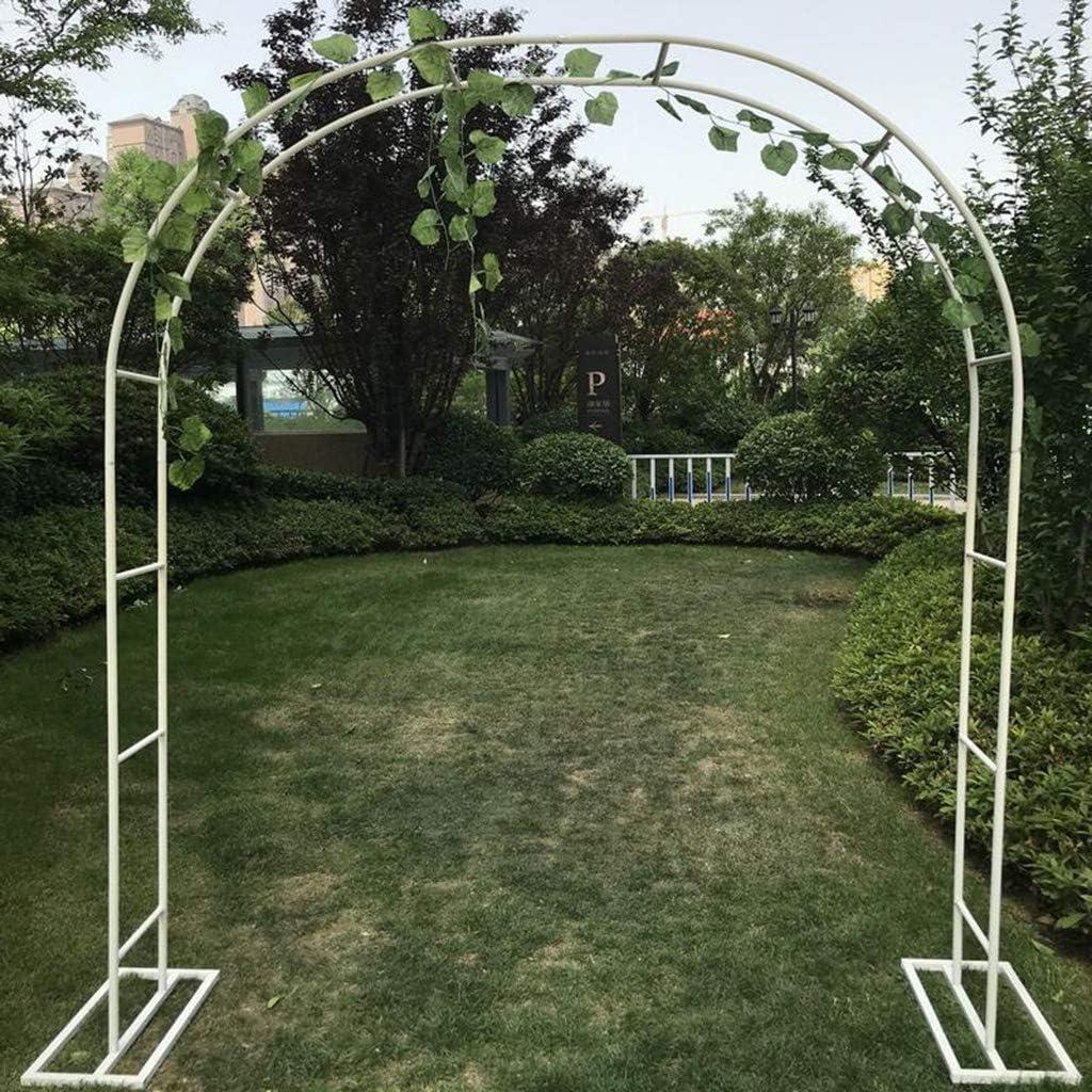 f/ête arche de jardin mariage plantes grimpantes pour terrasse Arche de plantes grimpantes pelouse jardin c/ér/émonie