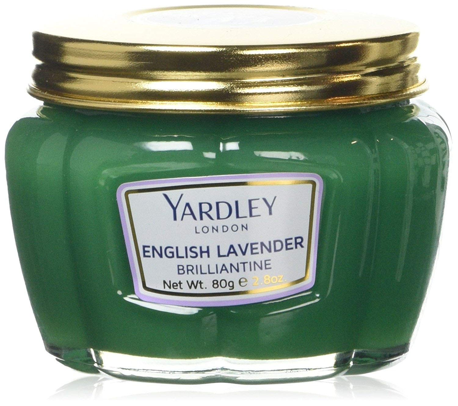 Yardley of London English Lavender Brilliantine for Women, 2.8 Ounce 215186