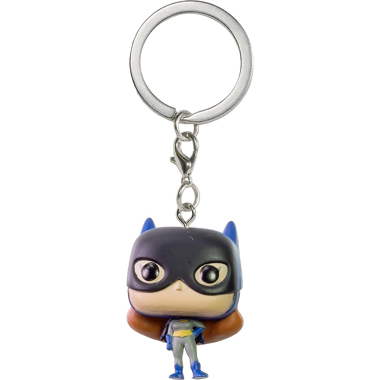 Amazon.com: Funko Batgirl Mystery Pocket POP! x Batman The ...