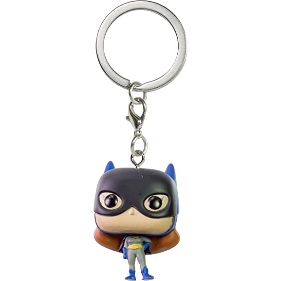 Amazon.com: Funko Batgirl Mystery Pocket POP! x Batman The ...