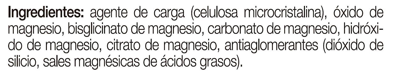 Ana Maria Lajusticia - Magnesio total 5 – 100 comp. Disminuye el cansancio y la fatiga, mejora el funcionamiento del sistema nervioso. Apto para ...