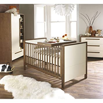 Izziwotnot Latitude Nursery Furniture Set 5 Piece Walnut Amazon