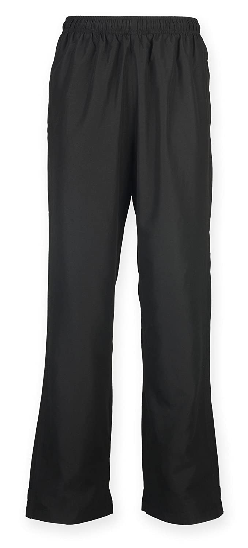Mens Finden & Hales Warm-up drill Pants Black Size M