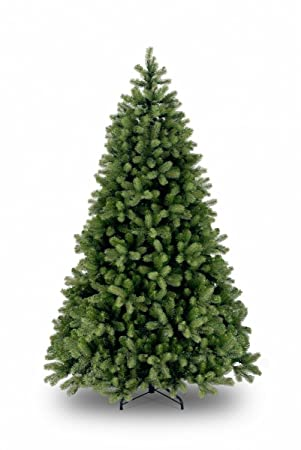 6ft Bayberry Spruce Feel Real Artificial Christmas Tree: Amazon.co ...