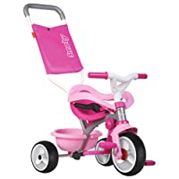 Smoby Triciclo Be Move Confort, color rosa (740404)