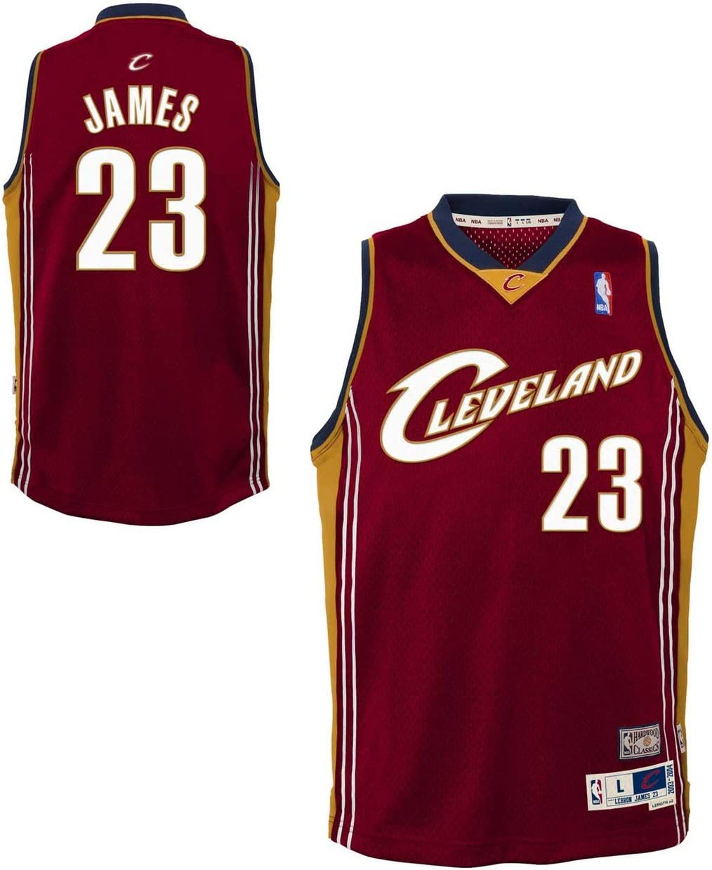 Genuine Stuff Cleveland Cavaliers Youth