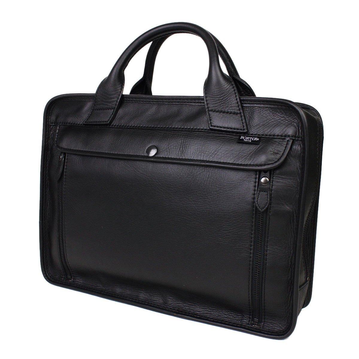 [ポーター] PORTER バロン BARON ブリーフケース ビジネスバッグ(a4対応) 206-02631 B00GIAHT28ブラック(10)