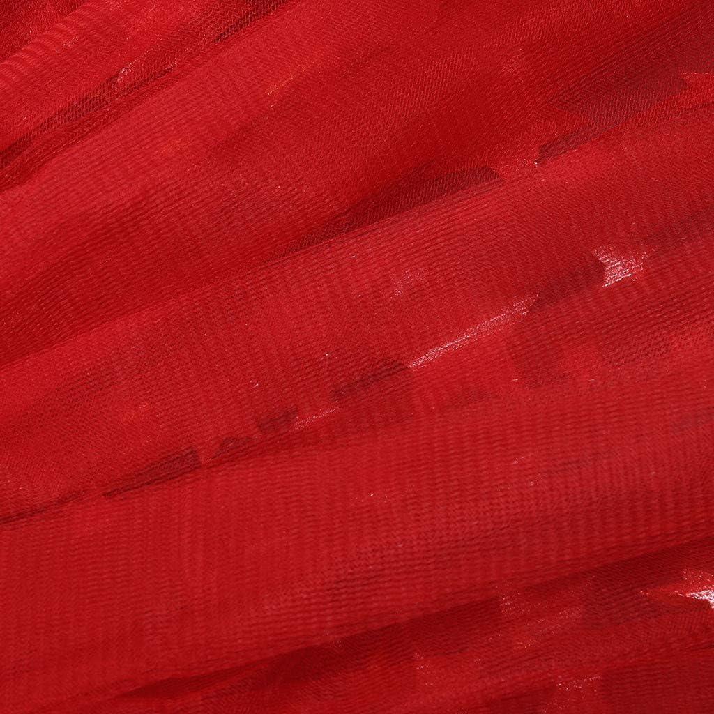 PRETTYEST Robe de Bal Tulle Femme Jupe de Danse Moderne pour Les Filles Cosplay D/éguisement Carnival Adulte Femme Ballet Tutu en Tulle Jupes