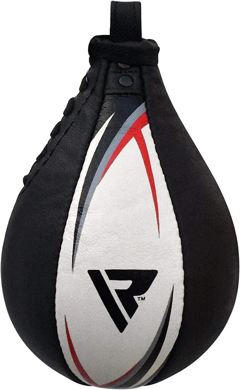 RDX Geschwindigkeitsball Boxen Drehkugellagerung Boxbirne Set Drehwirbel Punchingb/älle MEHRWEG