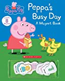Peppa's Busy Day: A Magnet Book