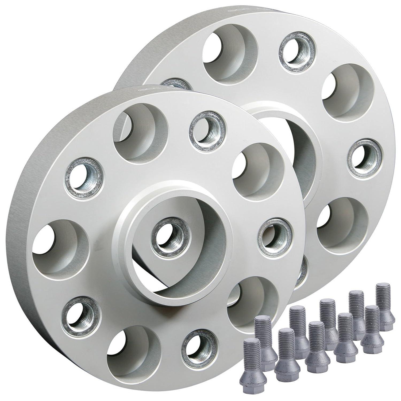 30mm Rad 13460BES/_12/_4250891959918 LK: 5x120 NLB: 72,6mm SilverLine Spurverbreiterung 60mm Achse