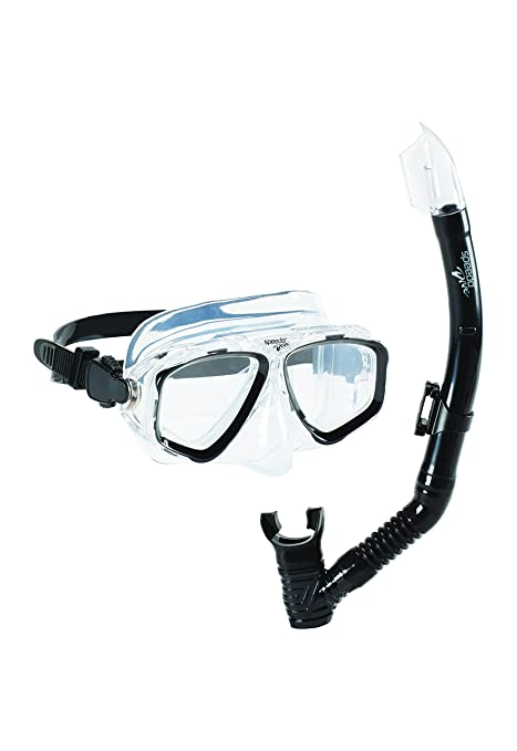 1acfcfbb92 Amazon.com   Speedo Adult Recreation Mask Snorkel Set
