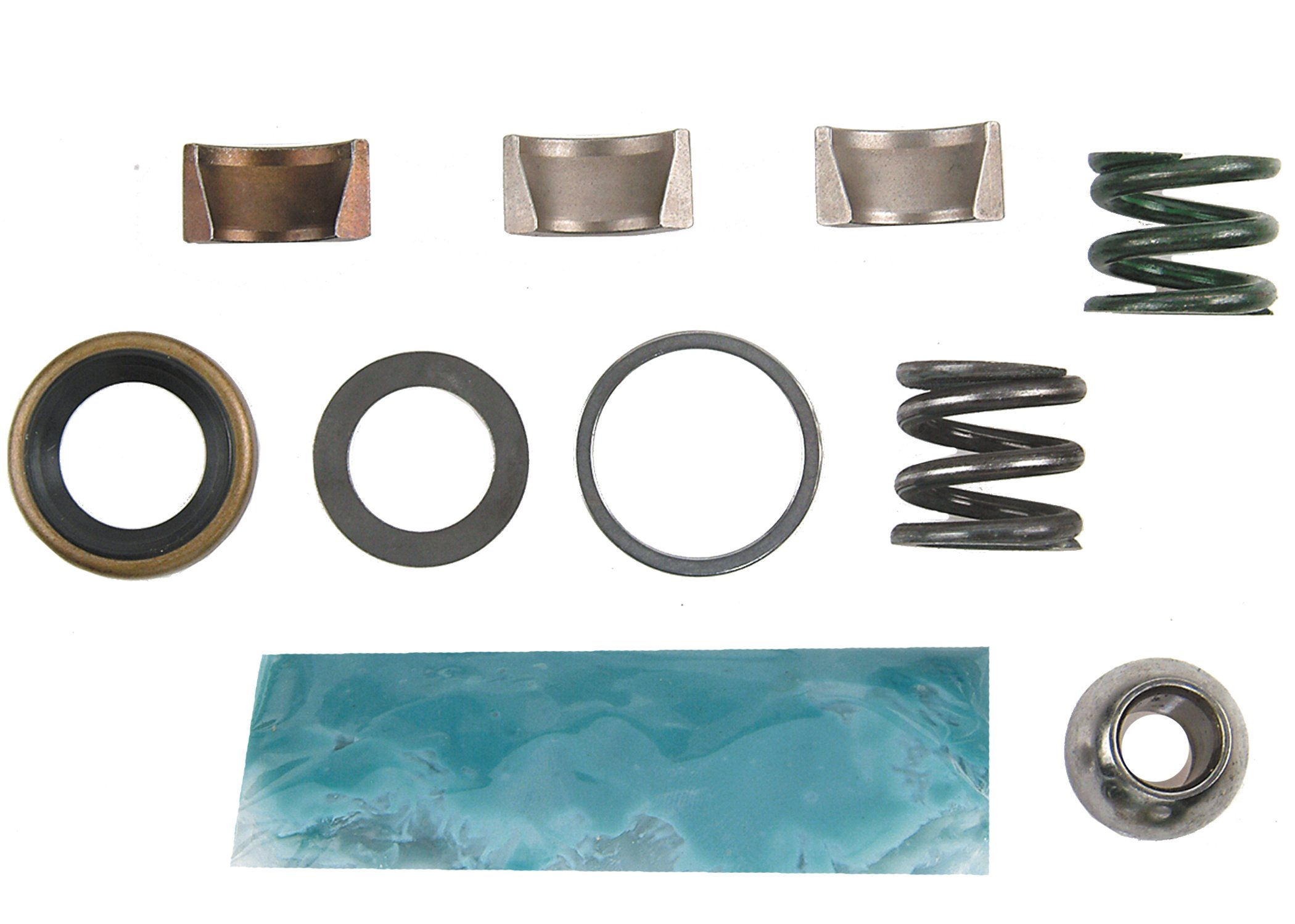 ACDelco 45U0750 Professional U-Joint Ball Seat Kit with Sleeves, Springs, Seal, Washers, Grommet, and Grease