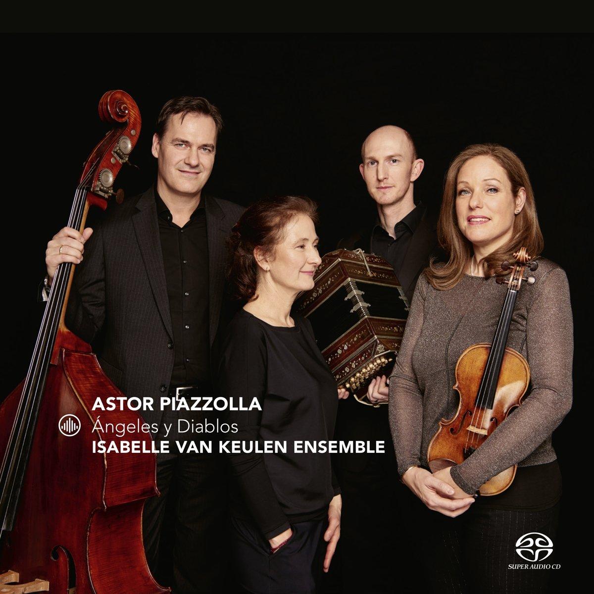 SACD : Isabelle van Keulen Ensemble - Angeles & Diablos (Hybrid SACD)