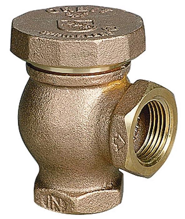 Orbit Sprinkler System 3/4-Inch Brass Atmospheric Vacuum Breaker 51059