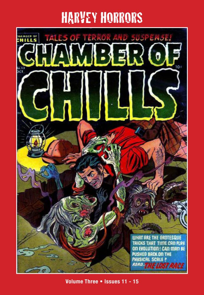 Download Harvey Horrors Chamber of Chills, Vol. 3 PDF