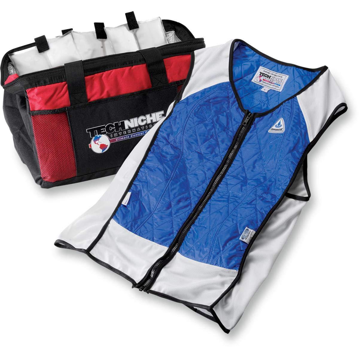 Techniche Coolpax Cooling Inserts Hybrid Elite Sport Cooling Vest 7065V