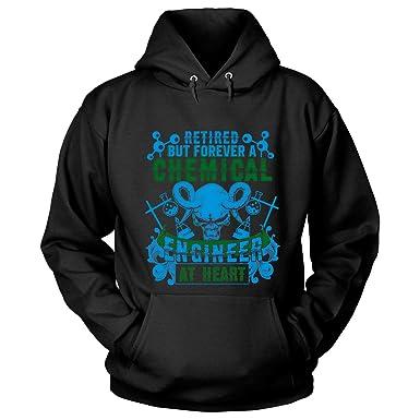 Amazon.com: Camiseta de ingeniería química con capucha en ...