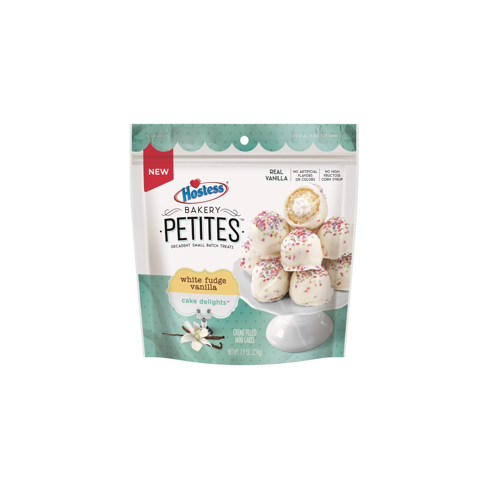 Hostess Creme Filled Mini Cakes (Pack of 4) by Hostess (Image #2)