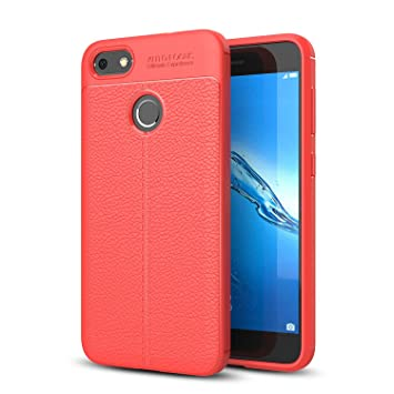 coque huawei y6 pro 2017 rouge