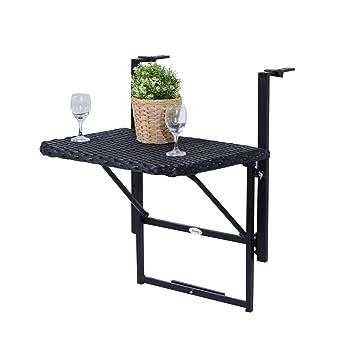 table rabattable balcon table pliante carre en bois fsc color pour balcon terrasse et petit. Black Bedroom Furniture Sets. Home Design Ideas