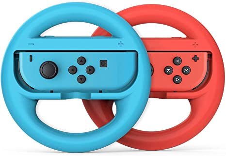 Switch Joy-Con Steering Wheel, Manos Volante para Nintendo Switch ...
