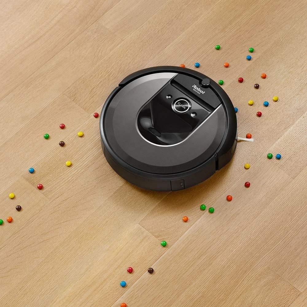 Amazon.com: iRobot Roomba i7 (7150) Robot Vacuum Bundle- Wi-Fi ...