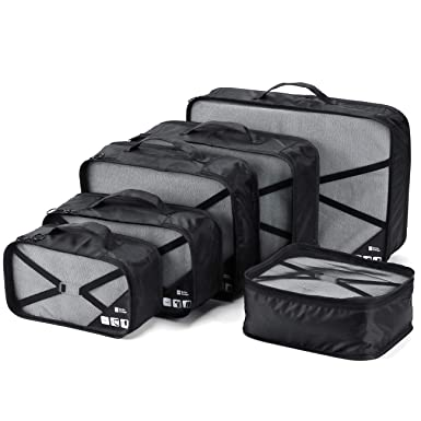 a29a77583421 Travel Luggage Organizer Packing Cubes Set Storage Bag Waterproof Laundry  Bag Traveling Accessories 6pcs/9pcs