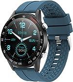 YoYoFit Smart Watch with Blood Pressure, 1.4