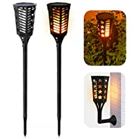 Ankway Luces solares Jardin, Luces solares Piscina, lámparas
