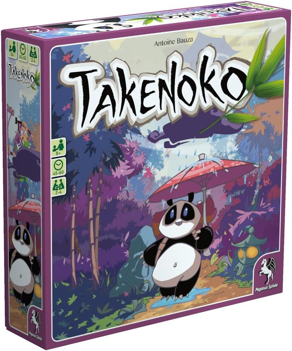 Pegasus Spiele 57015G - Takenoko