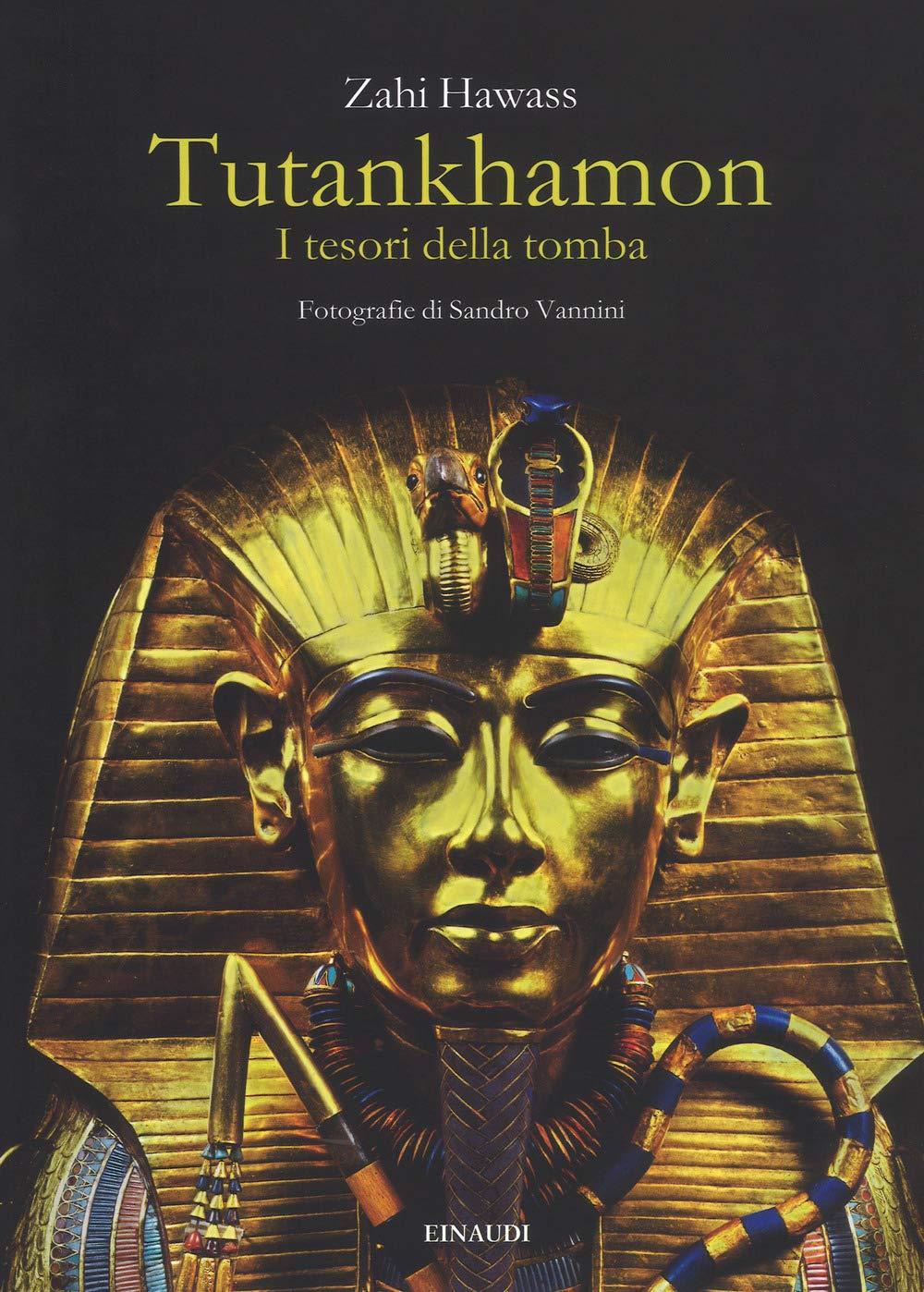 Tutankhamon. I tesori della tomba. Ediz. a colori Grandi opere: Amazon.es: Hawass, Zahi, Vannini, S., Cordani, V.: Libros en idiomas extranjeros