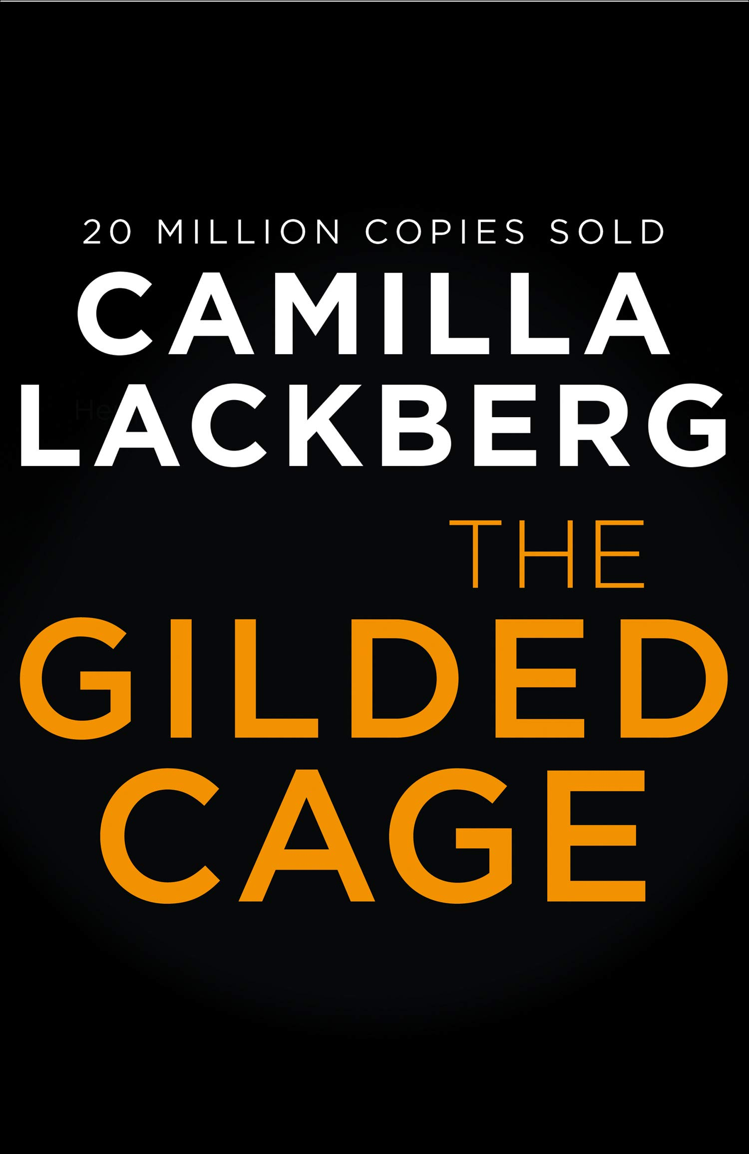 the golden cage camilla lackberg