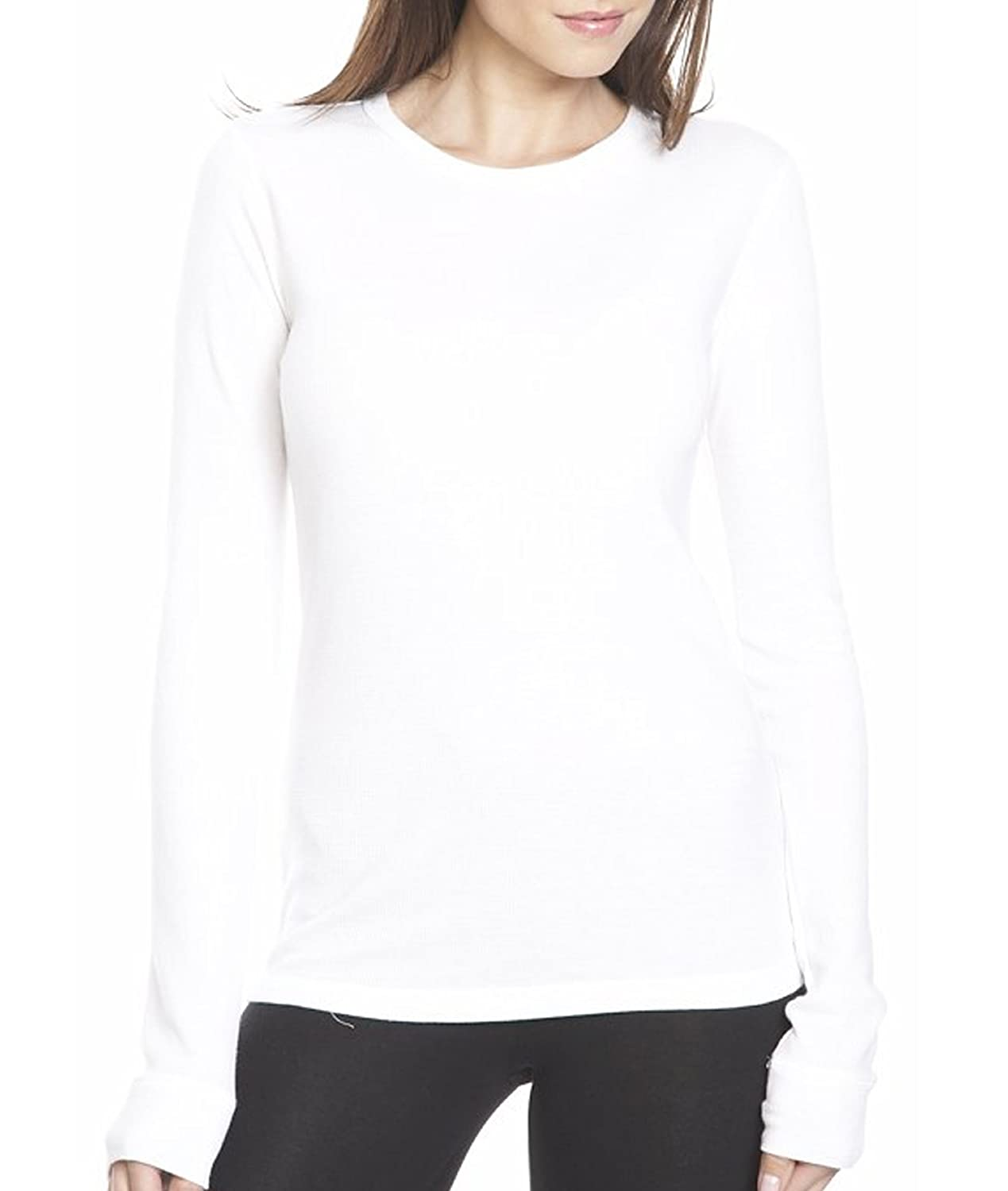 Next Level Women's Next Level Soft Long-Sleeve Thermal (N8001)
