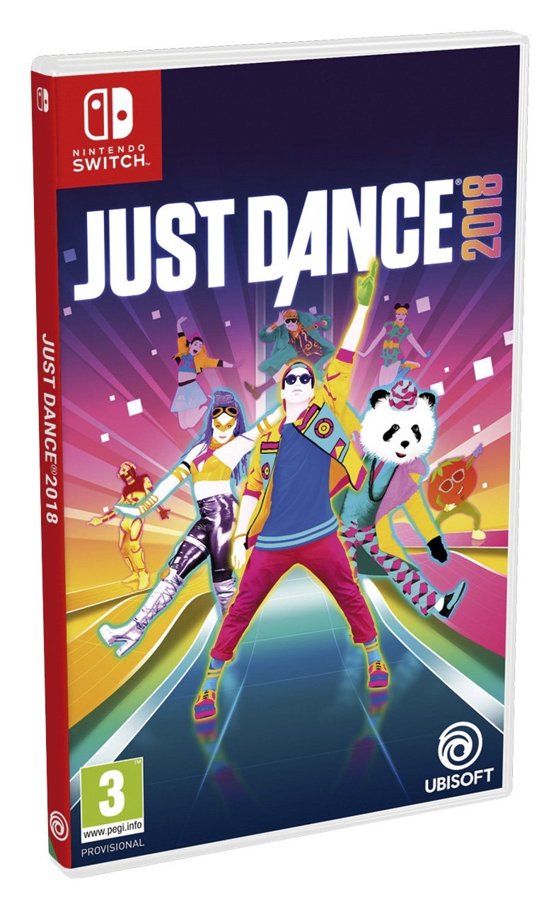Just Dance 2018 Nintendo Switch Amazon Es Videojuegos