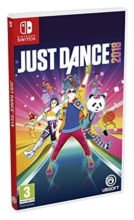 Just Dance 2018 Nintendo Switch Amazon Es Videojuegos