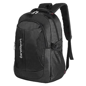 cea9dade71410 Vbiger Outdoor-Wanderrucksack Große Kapazität Reise-Tagesrucksack Lässige  Schulhefttasche Multifunktionaler Laptop-Rucksack für