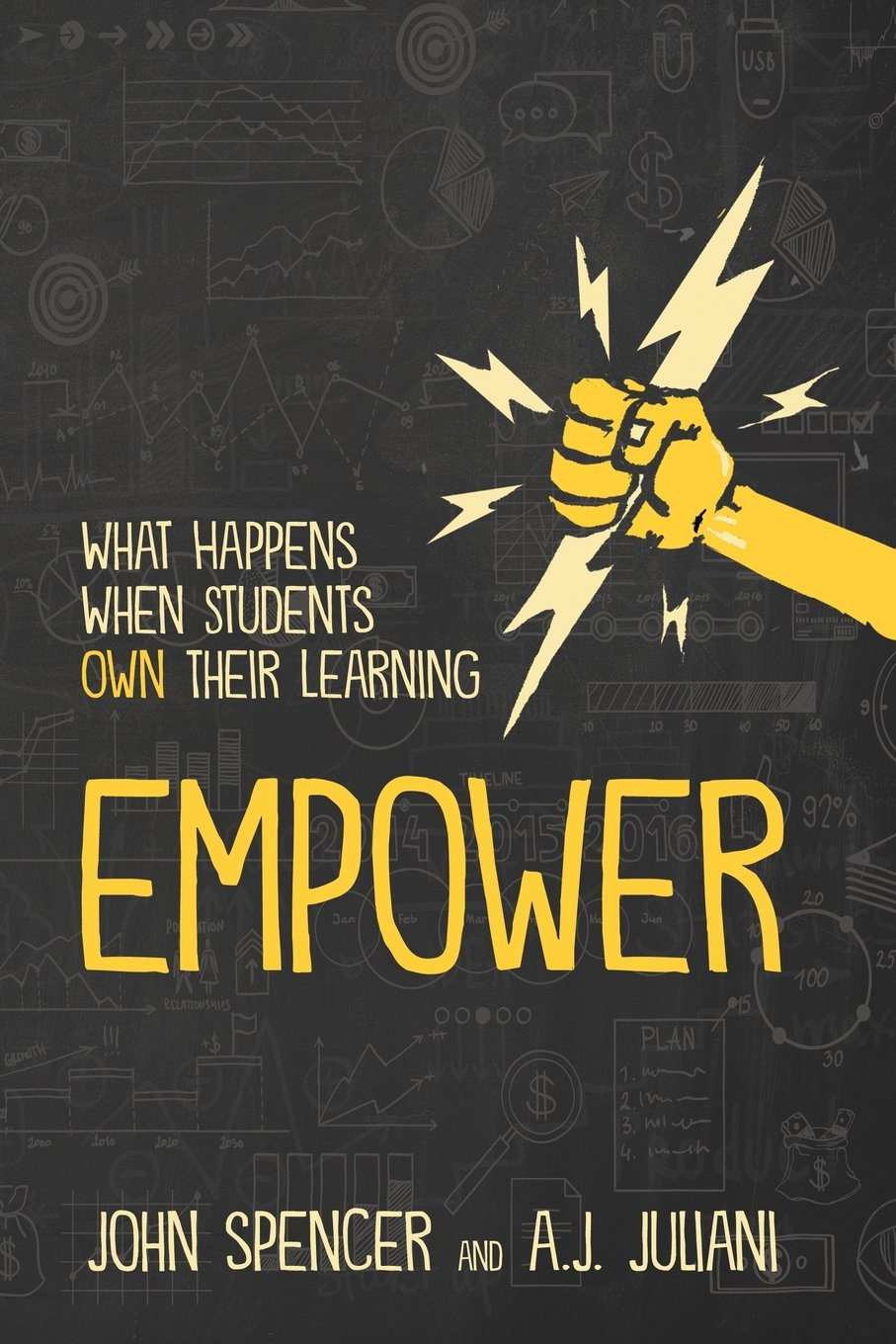 Amazon empower what happens when students own their learning amazon empower what happens when students own their learning 9781946444431 john spencer aj juliani books fandeluxe Image collections