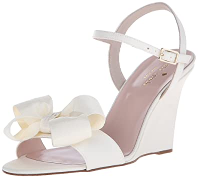 628f4a645471 Amazon.com  Kate Spade New York Women s Iballa Wedge Sandal  Shoes