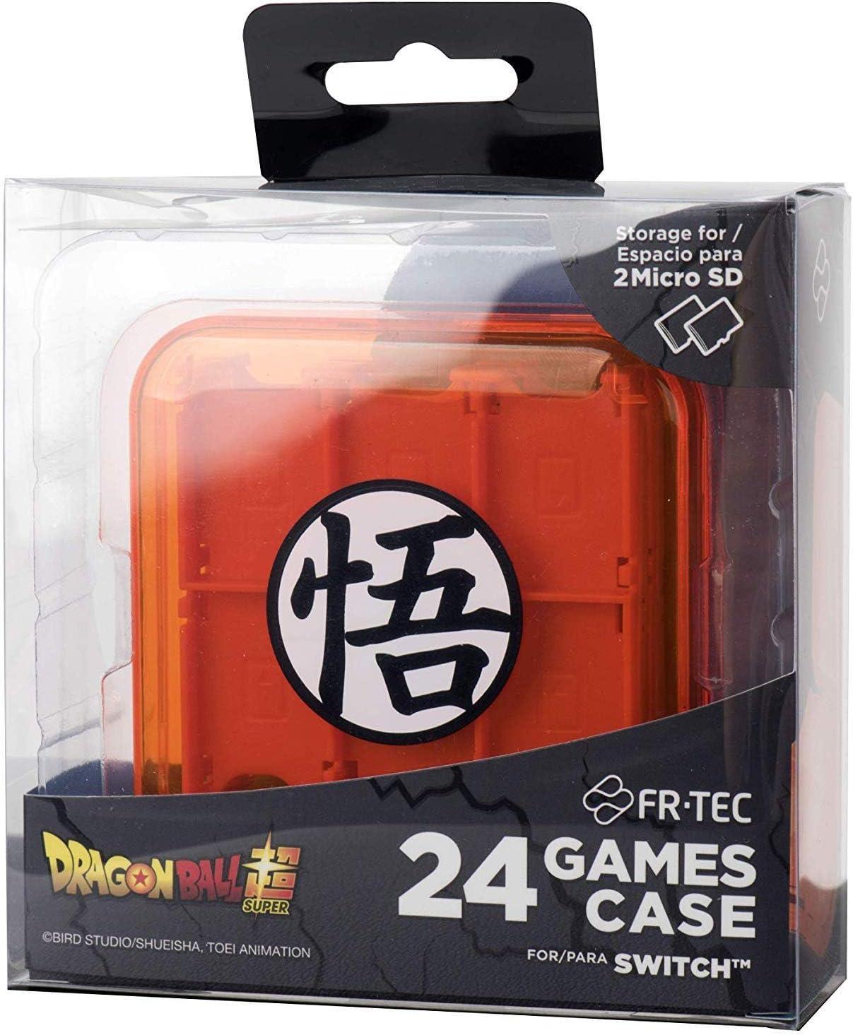 Dragon Ball Z - Funda Para Almacenamiento De 24 Juegos (Nintendo ...