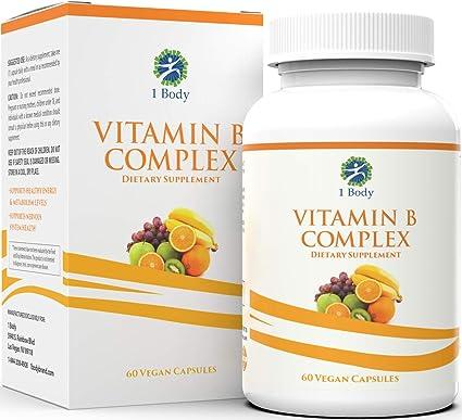 complejo vitamínico b b1 b6 b12