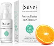 Vitamin C Serum for Face Age Spot and Dark Spot Corrector Natural and Gentle for Sensitive Skin Anti-aging Support | 1.01 fl.