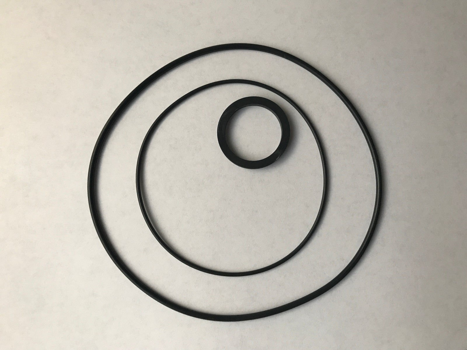 703 New Replacement Belt Set for Viking 75 76 85 86 87 88 Reel to Reel Player by Unknown