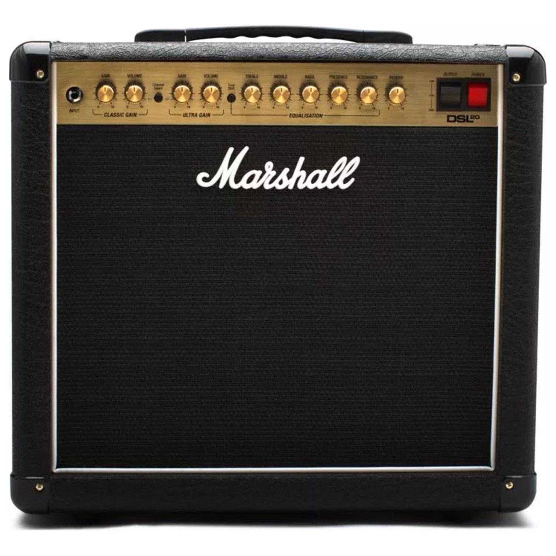Marshall Amps M-DSL20CR-U Guitar Combo Amplifier